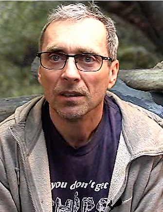 Hans Müllegger Wildnisschulenleiter