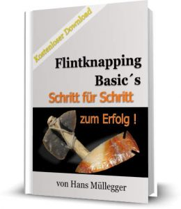 flintknapping buch survivalmesser